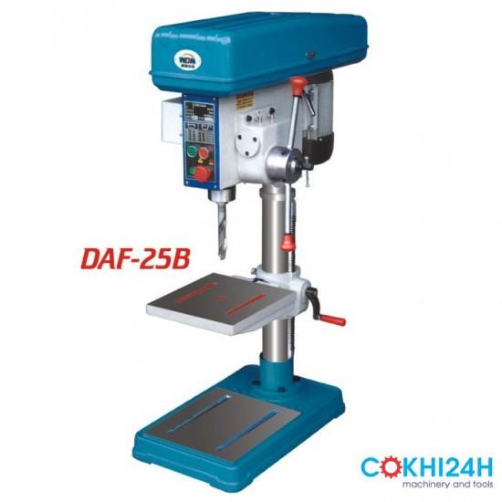 Máy khoan bán tự động WDDM model DAF-25B - Dòng giá rẻ