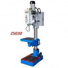 Máy khoan hộp số Z5030 (Khoan max Ø30mm, tarô max M20, hộp số, tự động)