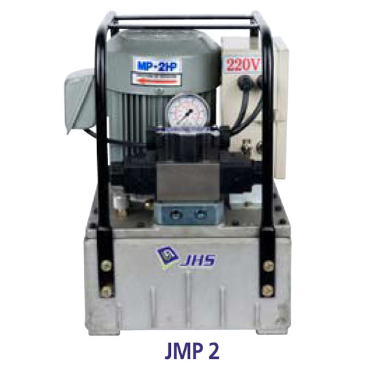 Bơm thủy lực JMP 2