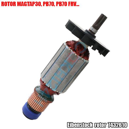 Rotor 74326100 Eibenstock ЕНВ32/2.2 R/RL