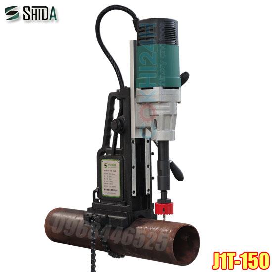 Máy lả lỗ cho ống hiệu Shida model J1T-150