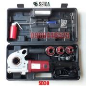 Máy ren ống cầm tay SD30
