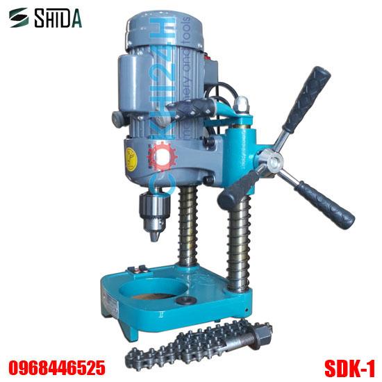 Máy cưa lỗ trên ống hiệu Shida model SDK-1