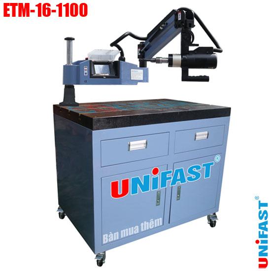 Máy taro cần điện servo ETM-16-1100