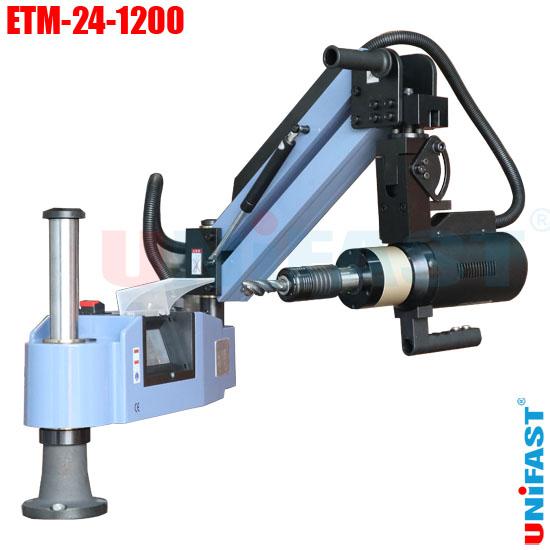 Máy taro cần điện servo ETM-24-1200