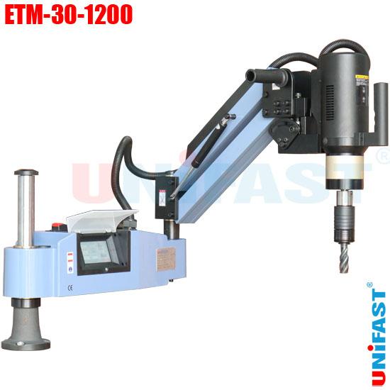 Máy taro cần điện servo ETM-30-1200