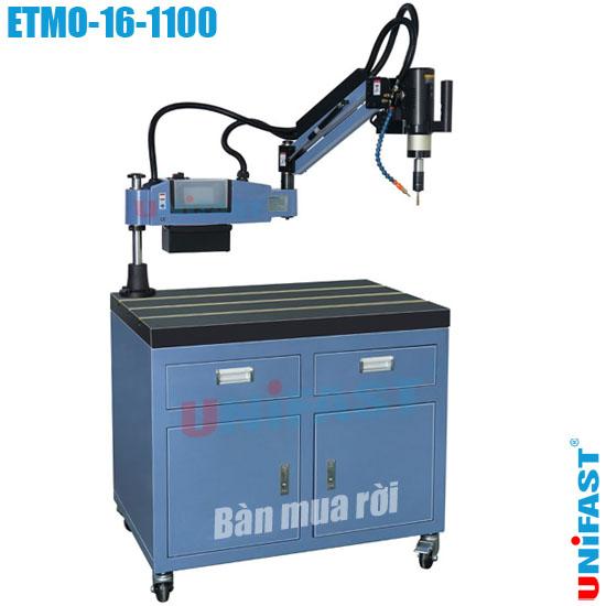 Máy taro cần điện servo ETMO-16-1100