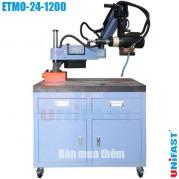 Máy taro điện ETMO-24-1200 (M6-M24, cần 1200mm, xoay 90 độ, có bơm dầu)