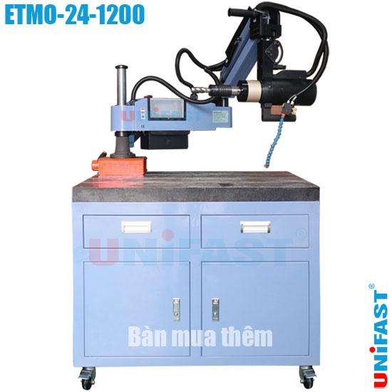 Máy taro cần điện servo ETMO-24-1200