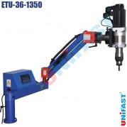 Máy taro cần động cơ điện servo ETU-36-1350