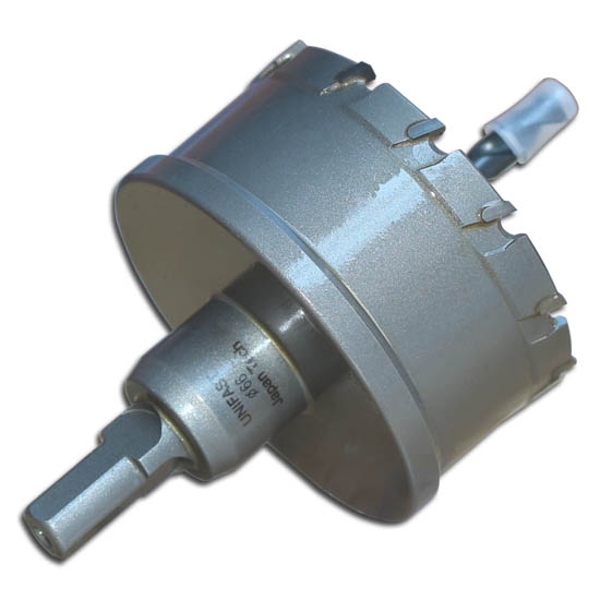Mũi khoét kim loại UniFast MCT-66 (Ø66mm)