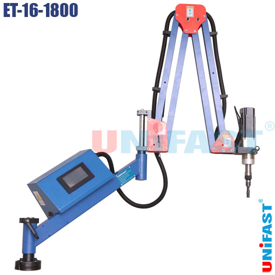 Máy ta rô điện dạng cần M16 Unifast ET-16-1800