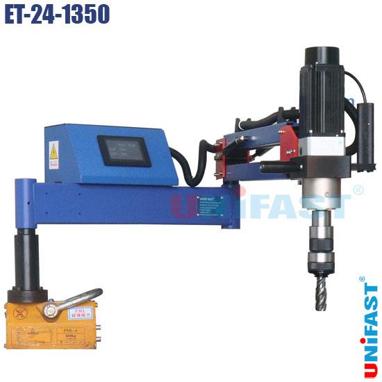 Máy ta rô M24 dạng cần chạy điện Unifast ET-24-1350