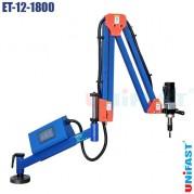 Máy taro cần động cơ điện servo ET-12-1800