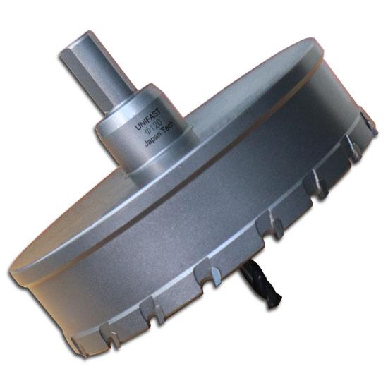 Mũi khoét kim loại UniFast MCT-120 (Ø120mm)