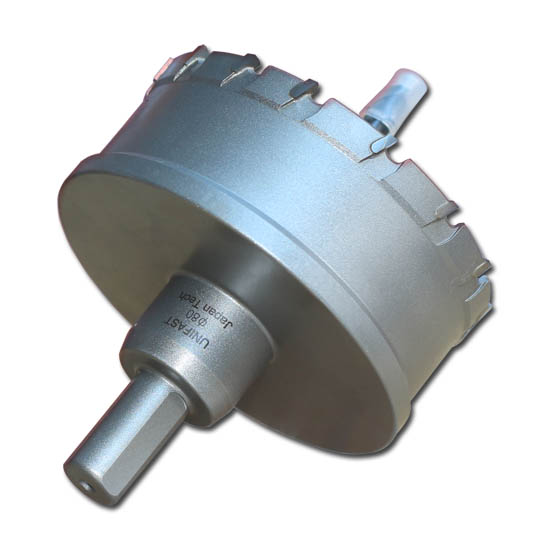 Mũi khoét kim loại UniFast MCT-80 (Ø80mm)