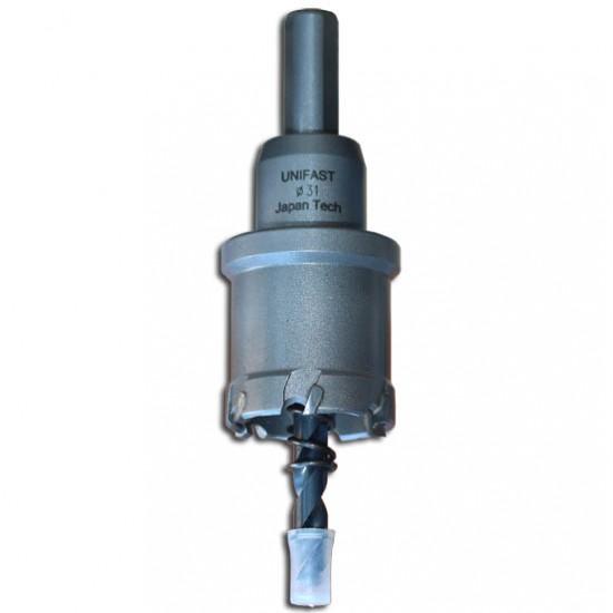 Mũi khoét hợp kim UniFast MCT-31 (Ø31mm)