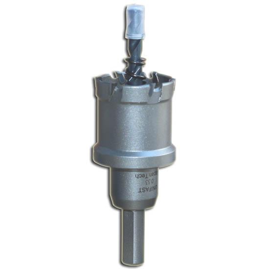 Mũi khoét hợp kim UniFast MCT-33 (Ø33mm)