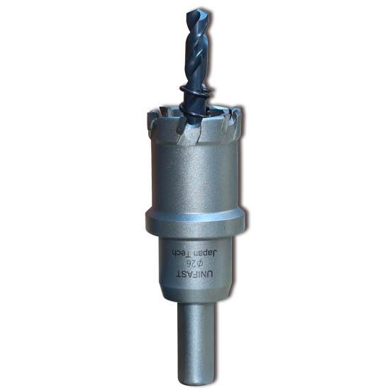 Mũi khoét hợp kim UniFast MCT-26 (Ø26mm)