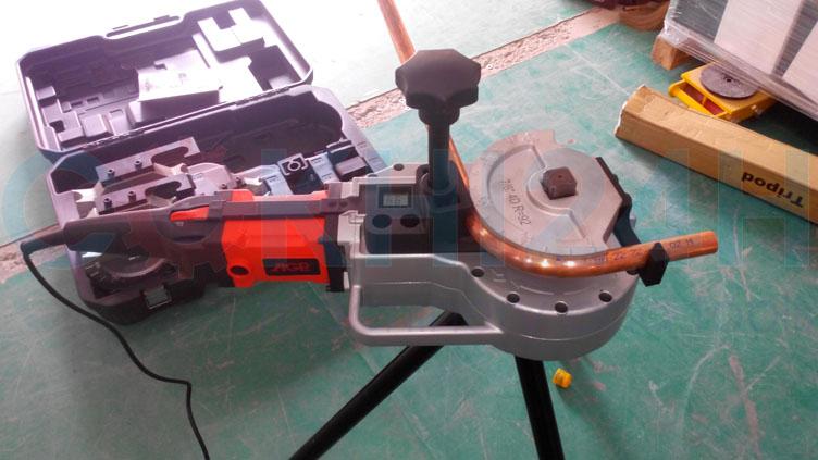 Máy uốn ống mini AGP DB32
