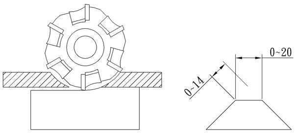 Góc vát máy vát mép JT-250GS