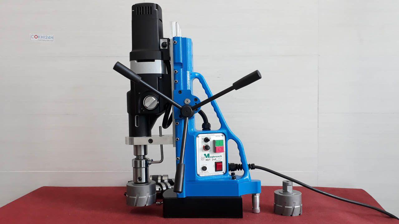 Máy khoan từ thương hiệu Magbroach model MDT140