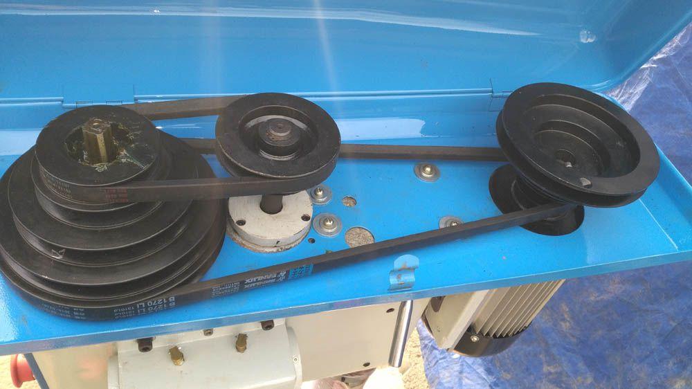 Pulley máy khoan bàn DAF-25B