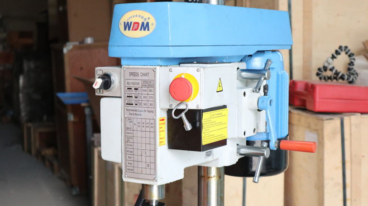 máy taro tự động WDDM model SB4516