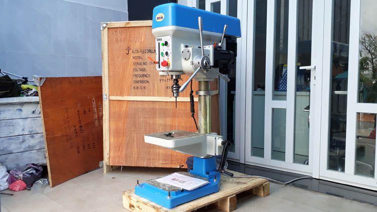 Máy khoan bàn tự động có ta rô ZB4120G