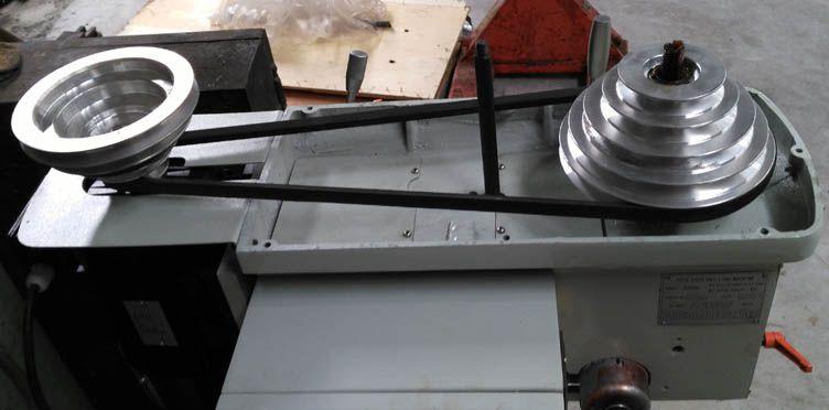 Máy khoan ZB4132G có pulley bằng hợp kim nhôm