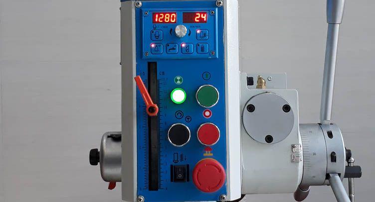 Bảng điều khiển thông minh ZWB4116