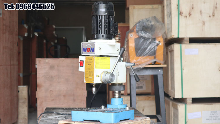 Máy khoan bàn chính xác tốc độ cao hiệu WDDM model ZWG-4