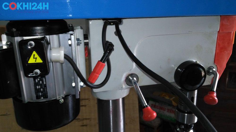 Động cơ máy khoan phay ZX7016