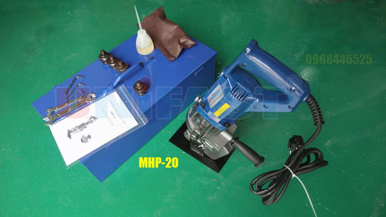 Máy đột Unifast MHP-20 và phụ kiện
