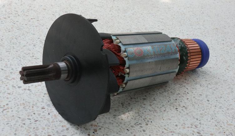 Rotor máy khoan từ PB70 Magtap30