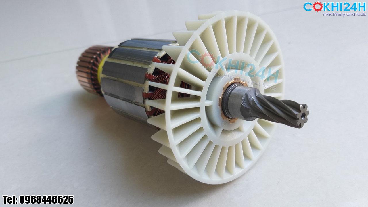 Ruột động cơ máy khoan từ AGP MD750/4