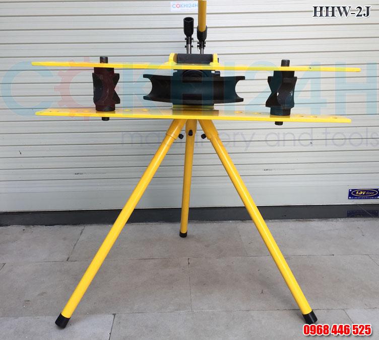 Bộ uốn ống thủy lực bơm tay Shida HHW-2J