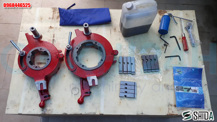 Phụ kiện máy ren ống Z1T-R4III