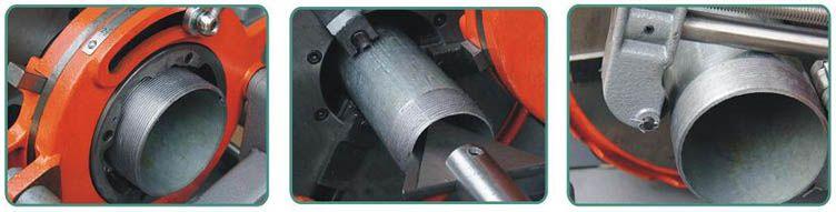máy ren ống