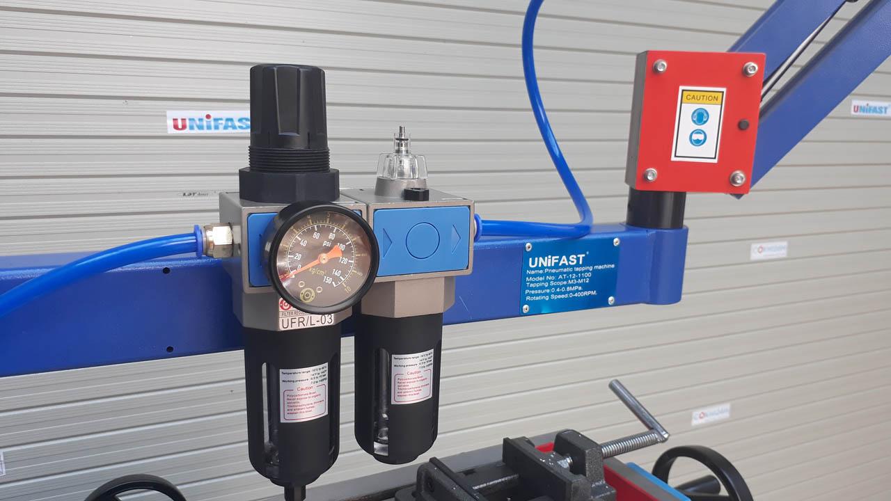 Bộ phận lọc dầu và lọc khí của AT-12-1100