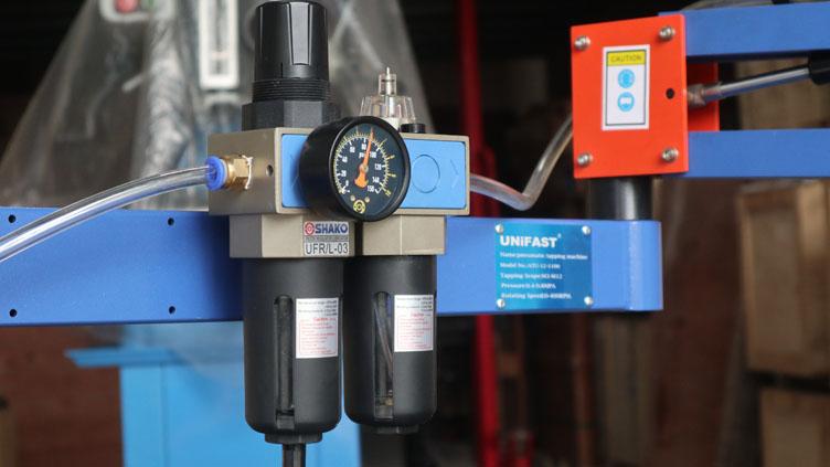 Bình lọc dầu lọc khí cho máy ta rô cần