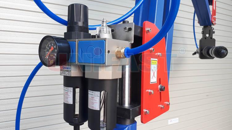 Đồng hồ, bình lọc dầu, bình lọc khí ATU-24-1800