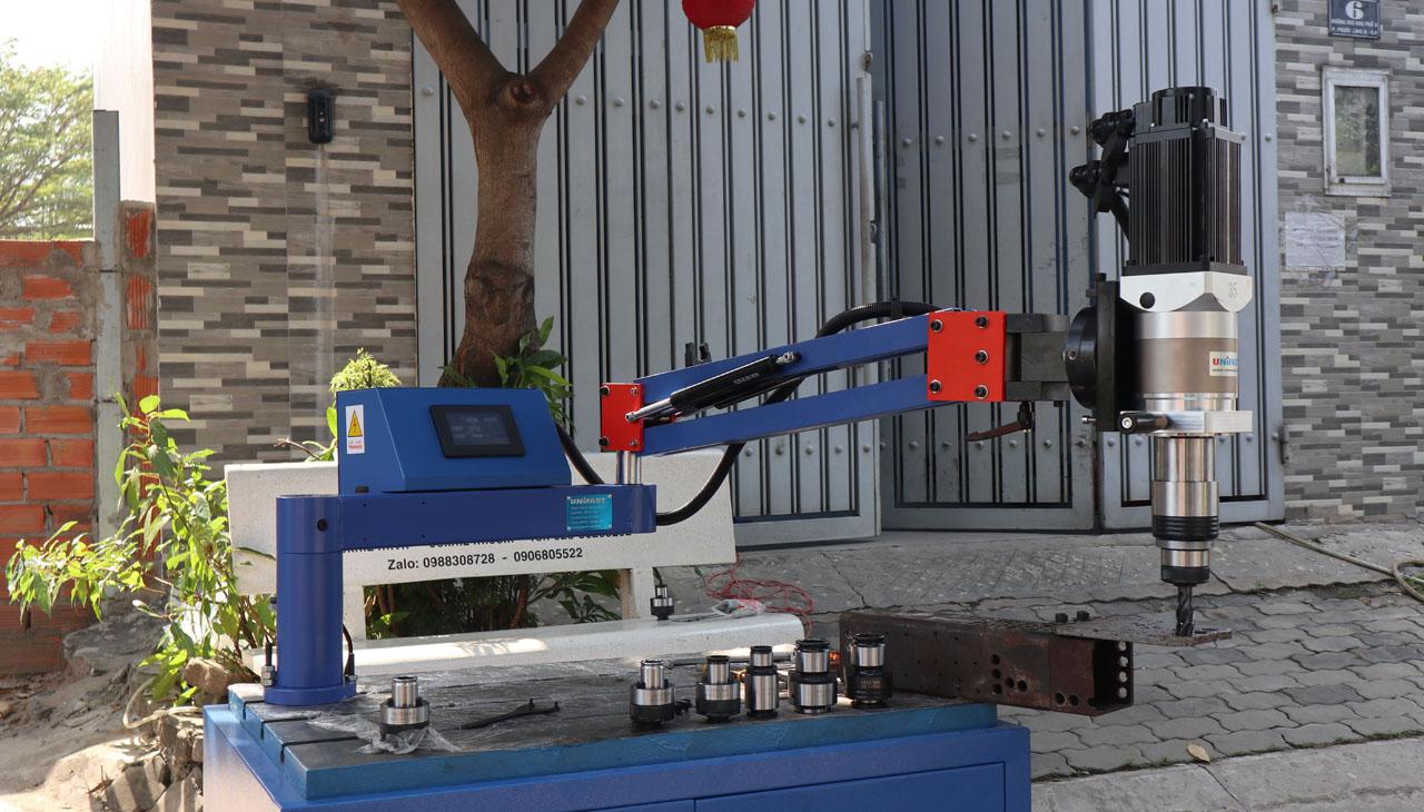 Máy ta rô cần điện UniFast ET-36-1350