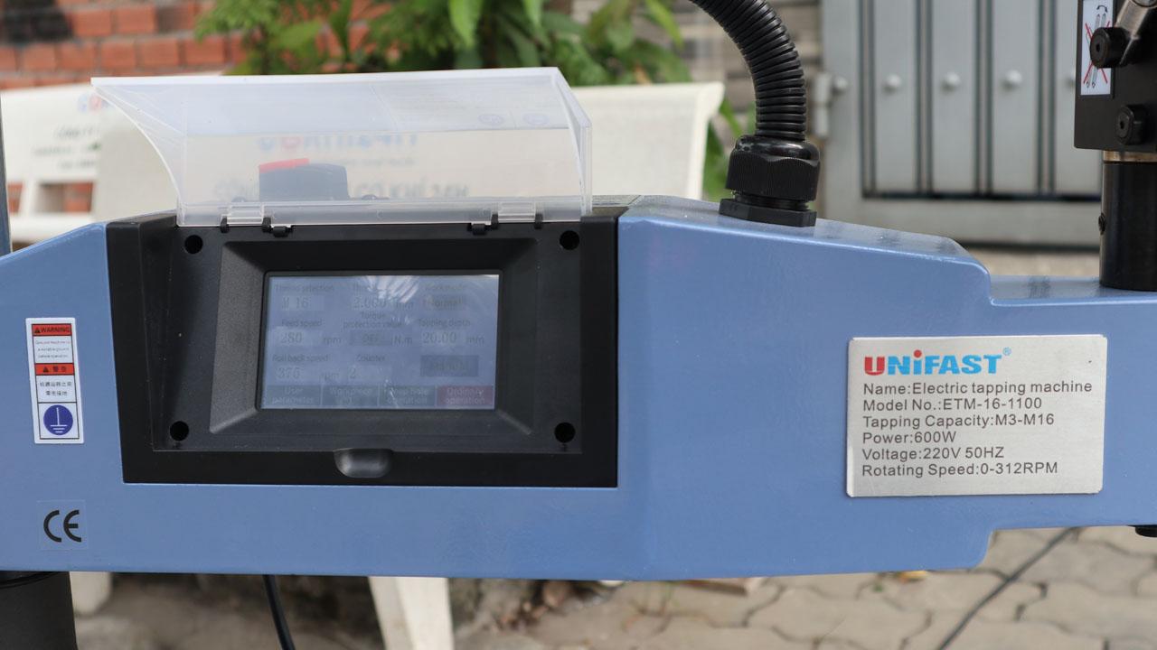 UniFast ETM-16-1100