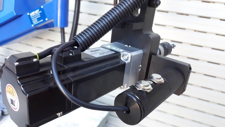 Động cơ servo ETU-12-1800