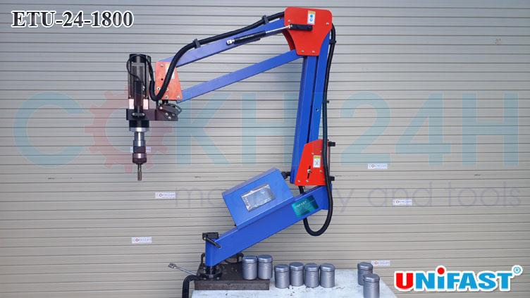 Máy ta rô cần điện Unifast ETU-24-1800 phạm vi 1800mm