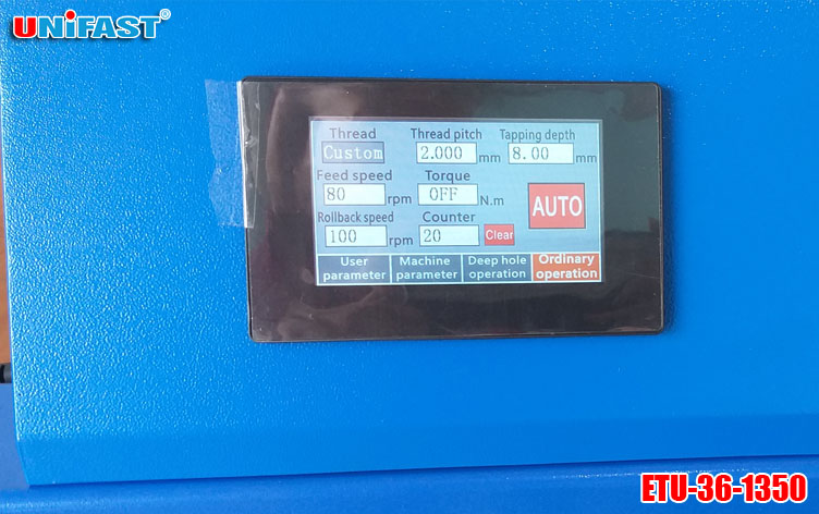 Màn hình cảm ứng Unifast ETU-36-1350