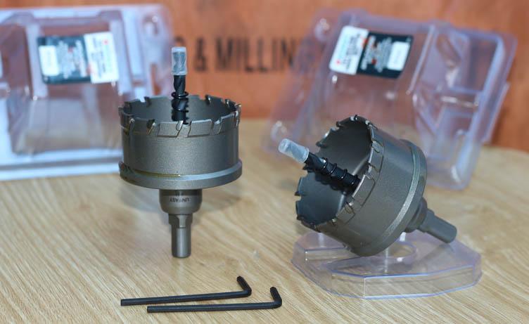 Mũi khoét lỗ ống MCT-61