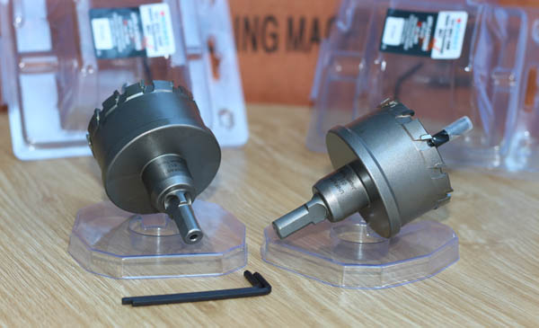 Mũi khoan rút lõi kim loại UniFast MCT-57