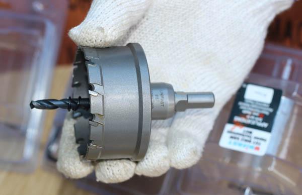Mũi khoét lỗ kim loại UniFast MCT-67